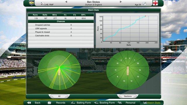 Cricket Captain 2017 screenshot