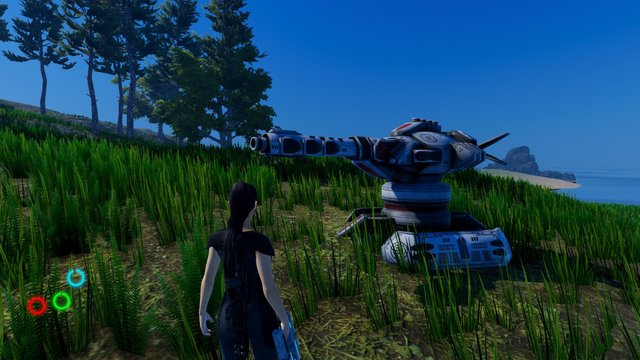 Gaia screenshot