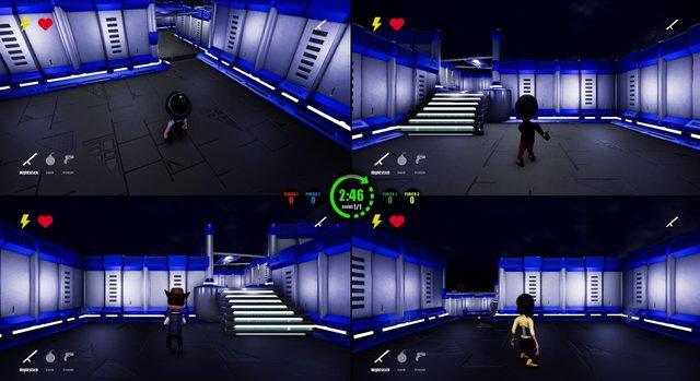 Catch the Thief, If you can! screenshot