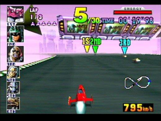 F-Zero X screenshot