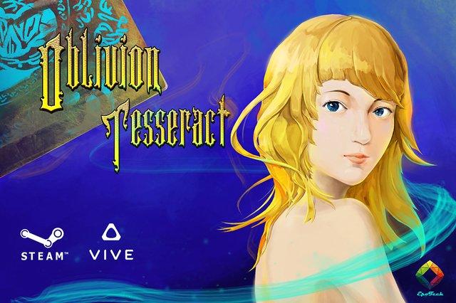 Oblivion Tesseract VR screenshot