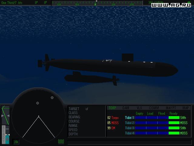 Tom Clancy's SSN screenshot