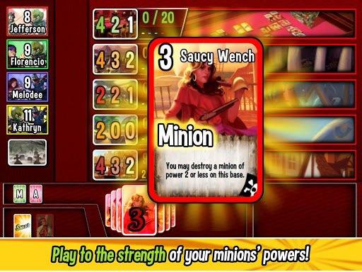 Smash Up - The Card Game screenshot
