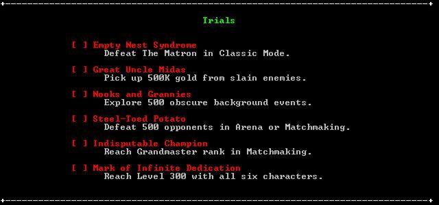 SanctuaryRPG: Black Edition screenshot