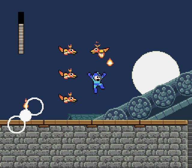 Street Fighter x Mega Man screenshot