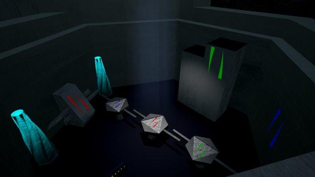 Dimensional screenshot