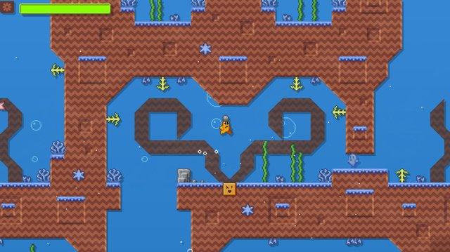 Little Walker screenshot