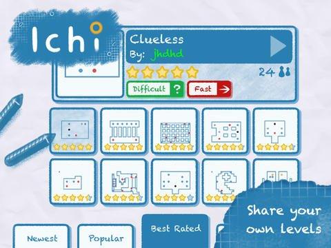 Ichi screenshot