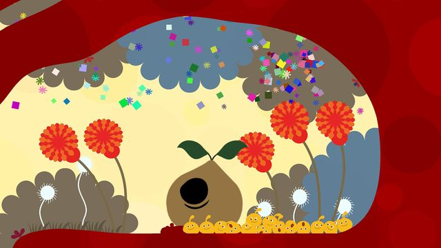LocoRoco Remastered screenshot
