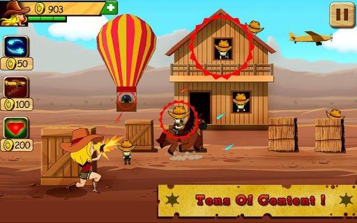 Bounty Hunter – Miss Jane screenshot