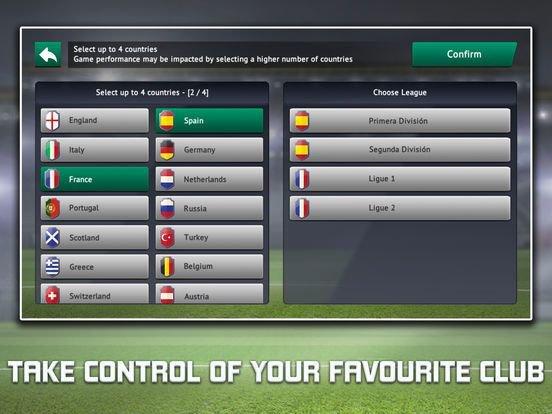 Soccer Manager 2019 screenshot