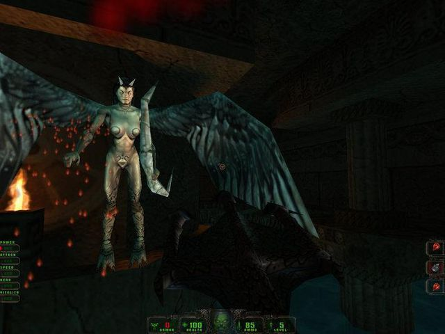 Daikatana screenshot