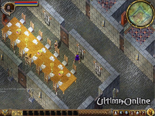 Ultima Online: Stygian Abyss screenshot