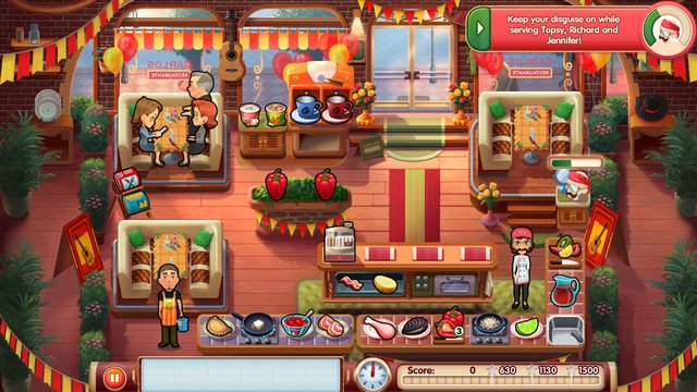 Mary Le Chef - Cooking Passion screenshot
