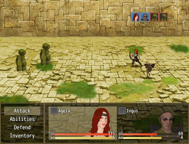 Renegade Grounds: Episode 1 screenshot