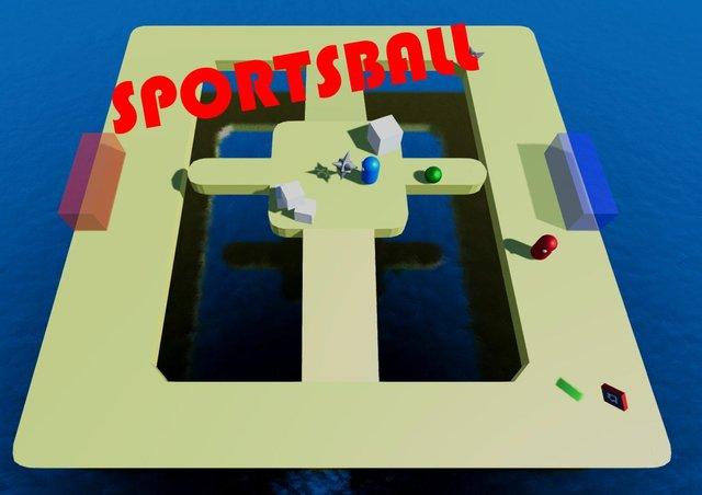 Sportsball (itch) screenshot