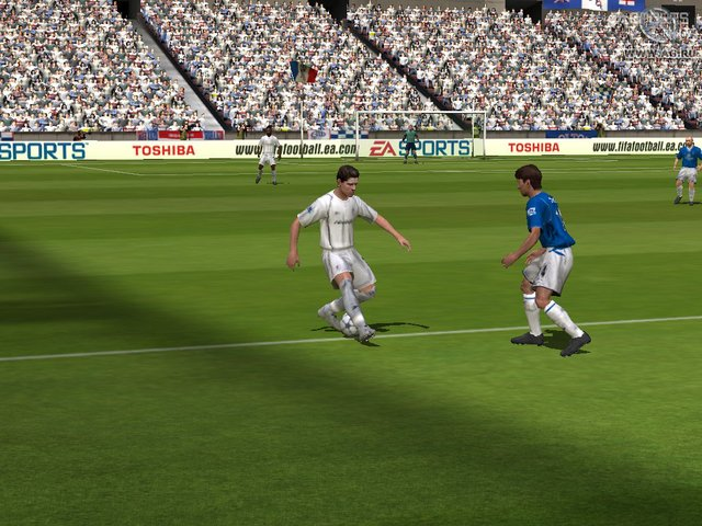 FIFA 2005 screenshot