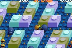 Pac-Man Collection (2001) screenshot