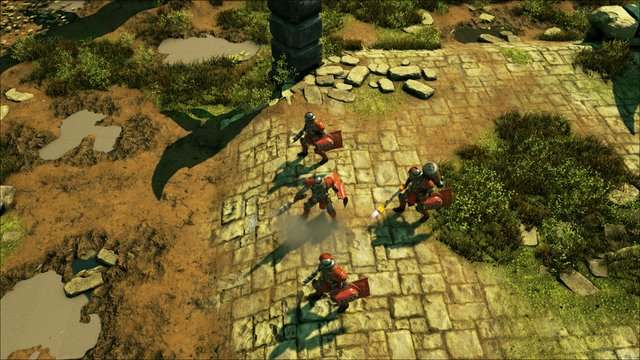 WARMACHINE: Tactics screenshot