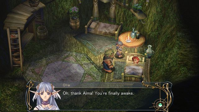 Ys VI: The Ark of Napishtim screenshot