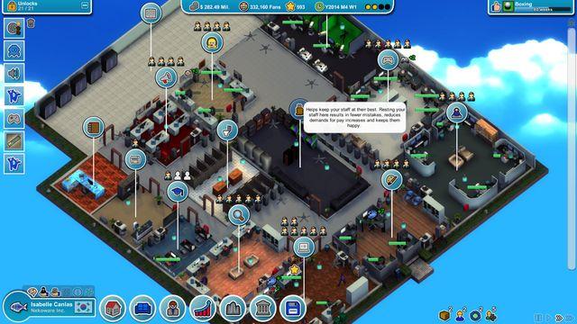 Mad Games Tycoon screenshot
