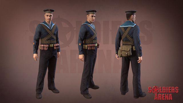Soldiers: Arena screenshot