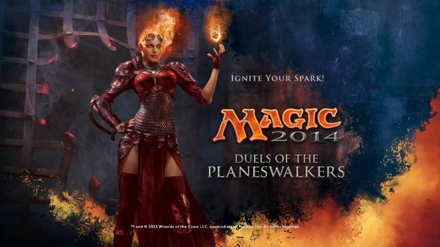 Magic: The Gathering 2014 — Duels of the Planeswalkers screenshot