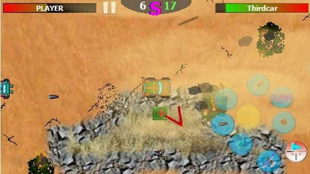Real Cars Tournament 5: Burnout screenshot