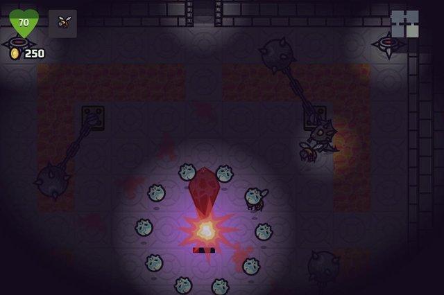 A Wizard's Lizard screenshot