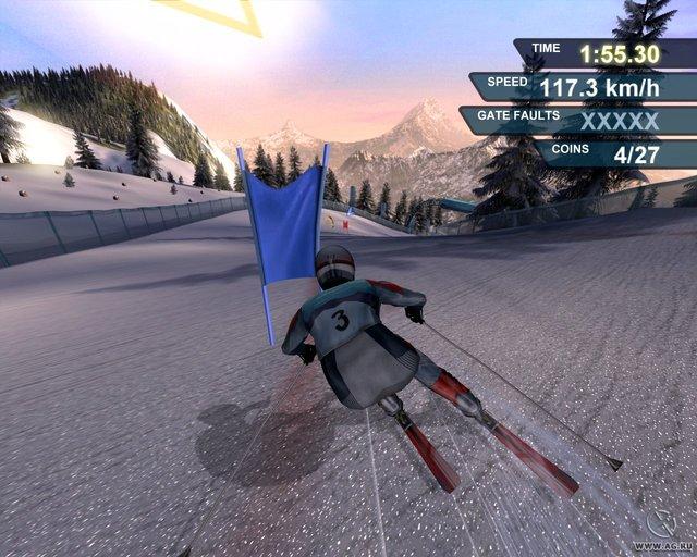 RTL Зимние игры 2007 screenshot