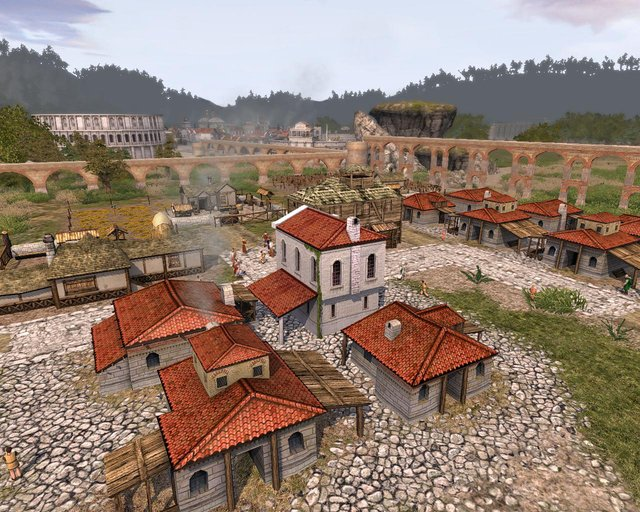 Imperium Romanum: Wilds of Germania screenshot