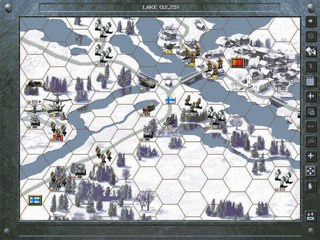 Panzer General 2 screenshot