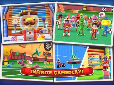 Joe Danger Infinity screenshot