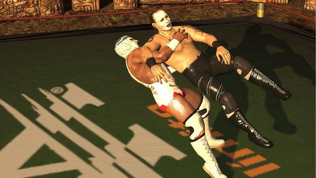 Lucha Libre AAA: Héroes del Ring screenshot