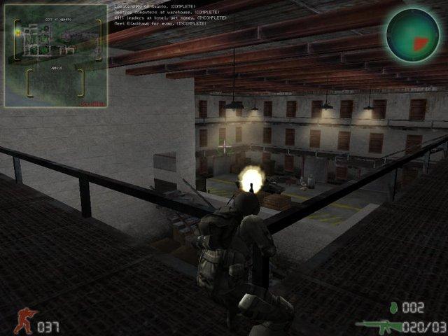 Humvee Assault screenshot