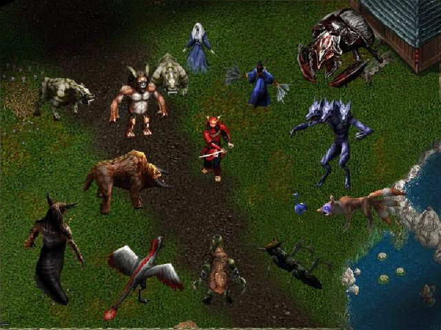 Ultima Online: Samurai Empire screenshot