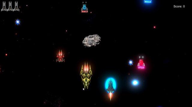 Guardian Star Fighter screenshot