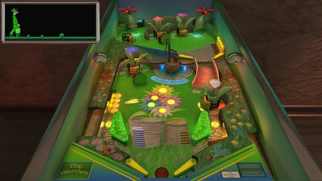 Malzbie's Pinball Collection screenshot