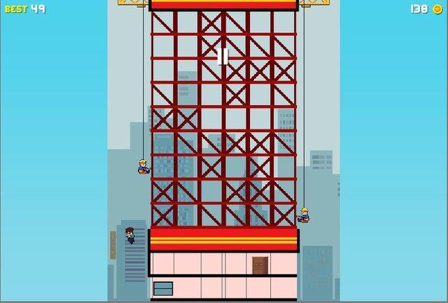 Tower climber screenshot