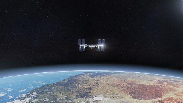 Home - A VR Spacewalk screenshot