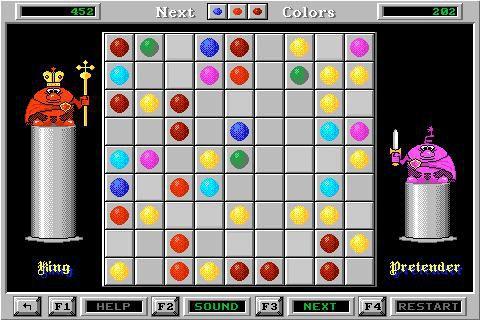 Color Lines (1992) screenshot