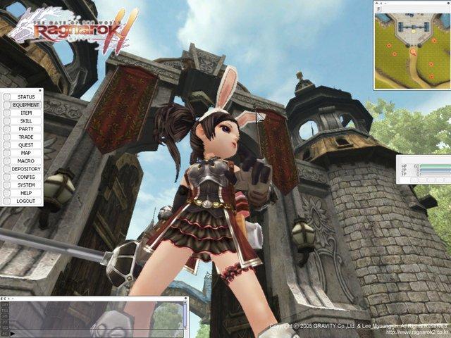 Рагнарок Онлайн 2: Врата миров screenshot