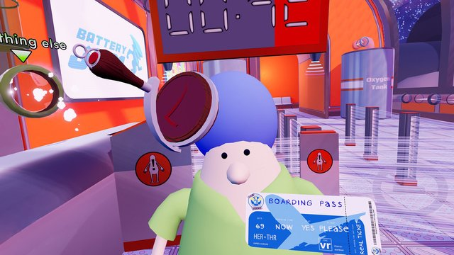 TSA Frisky screenshot