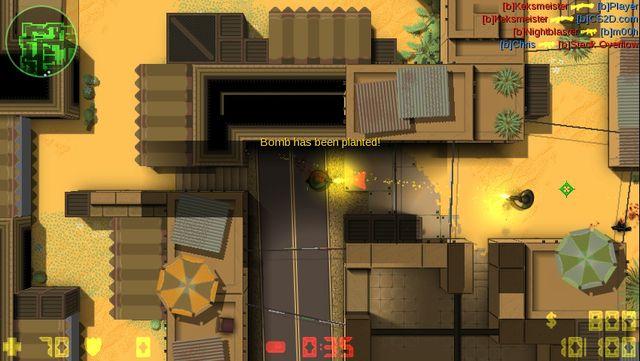 CS2D screenshot