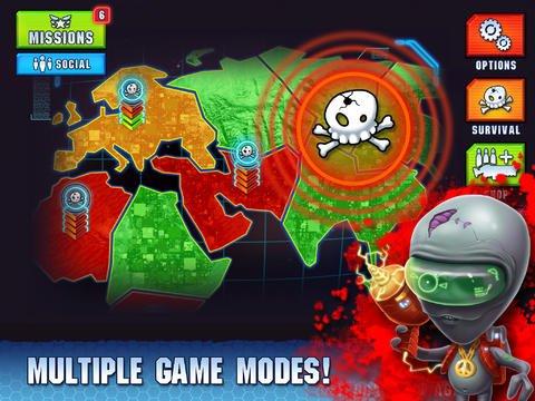 Monster Shooter 2: Back to Earth screenshot