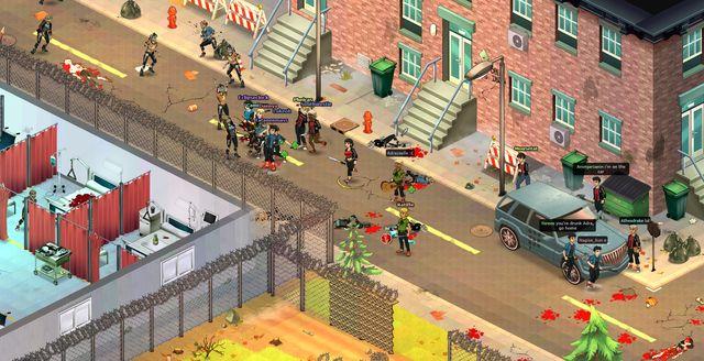 Dead Maze screenshot