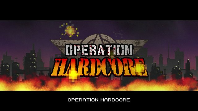 Operation Hardcore screenshot