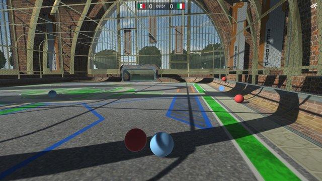 XBall Champion screenshot