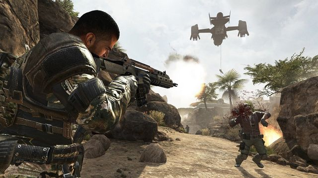 COD: Black Ops II screenshot