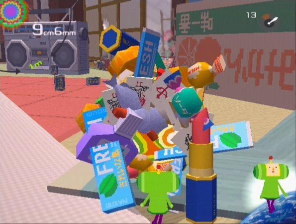 Katamari Damacy screenshot